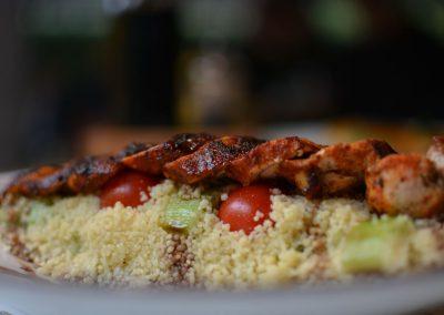 Pileća Kus Kus salata 1